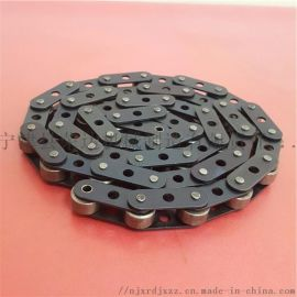 carrier chain双节距滚子中孔链