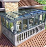 中空钢化玻璃阳台阳光房