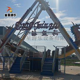 厂家生产海盗船游乐设备 户外大型游乐设备带资质