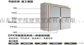 外墙一体板丨保温防火一体板丨外墙一体板