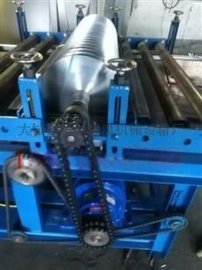 (大功率玻璃棉分条机)玻璃丝棉板分条机厂家直销