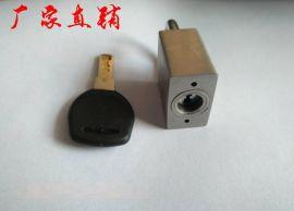 304不锈钢挂锁 全体不锈钢锁防锈防盗锁电力表箱锁