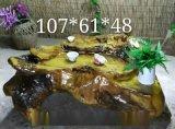 金丝楠木根雕茶几 整体实木黄金樟鸡翅木茶台满金丝楠功夫茶桌