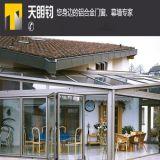 深圳別墅玻璃陽光房設計與安裝 天朗鈞高檔玻璃房