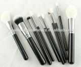 10支化妆套刷 高档化妆刷 专业美容工具 厂家直销 外贸热销