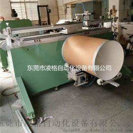非标定制超大桶印刷机  铁桶丝印机  大玻璃瓶丝印机