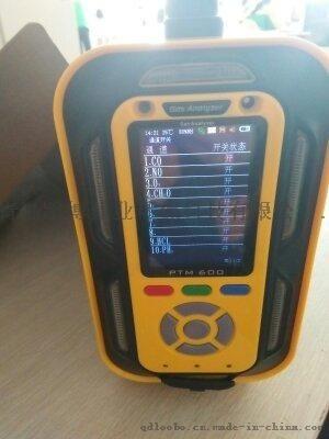 LB-MT6X手提式复合型气体分析仪
