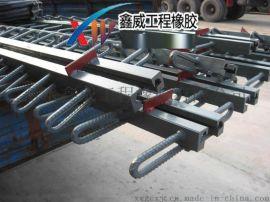 D80单组毛勒式桥梁伸缩缝-鑫威橡胶