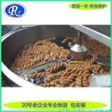 北京薄脆油炸机 薄脆片定型油炸流水线 日通机械