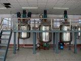 防腐涂料油漆生产线 乳胶漆生产设备