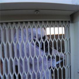 六角孔铝板网 带边框六角孔铝板网 六角孔铝板网吊顶