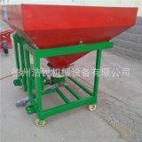 厂家供应双盘铁桶1500公斤扬肥机 定制大型撒肥机 施肥器