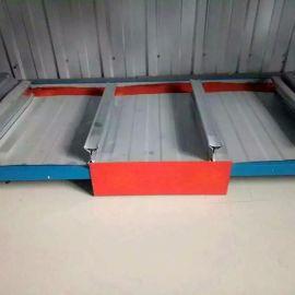 勝博 YXB42-215-645型閉口式樓承板 0.7mm-1.2mm厚 鍍鋅壓型樓板