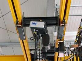 单梁KBK柔性起重机 手动单梁单轨吊起重机