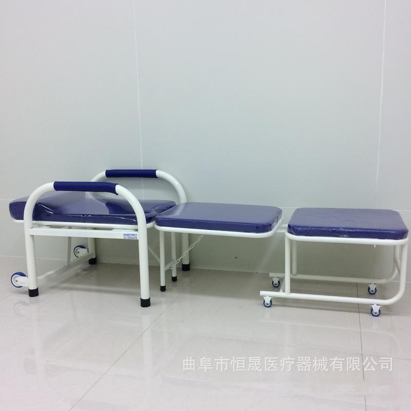 不锈钢输液椅 可折叠陪护椅 医院用点滴椅 医院吊针 诊所吊瓶椅