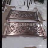 焊接花型不锈钢护栏 装饰不锈钢护栏 柱子定做
