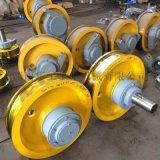 φ500主動車輪組 行車起重機車輪組 鍛鋼車輪組