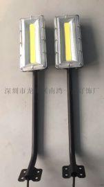 LED投光灯50w抗干扰船舶专用户外广告码头广场高杆灯模组隧道灯生产厂家