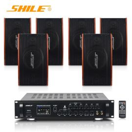 狮乐SHILE 会议室 培训室专业音响组合套装批发零售