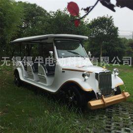 上海厦门楼盘电动看房车,景区旅游电瓶观光车,8座12座电动老爷车