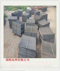 邯郸厂家红色菱形钢板网