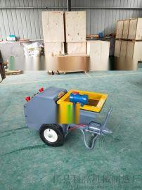 噴砂漿機是應用現代技術製造的輕質砂漿噴塗機