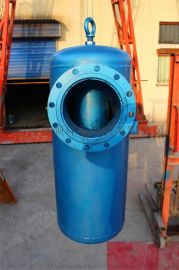 HY-QF系列不锈钢旋风式汽水分离器