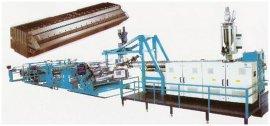 PP、PE塑料板片材生产线