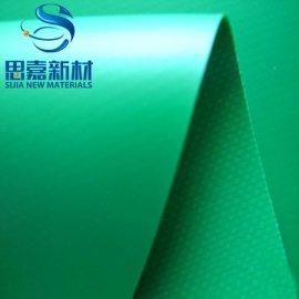 高强工业聚酯夹网布,TPU汽艇材料(1000D*28*26)
