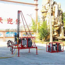 销售山地钻机 石油物探用小型山地钻机