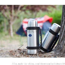 上海思乐得1.2升大容量不锈钢旅行保温壶 旅行保温瓶供应商