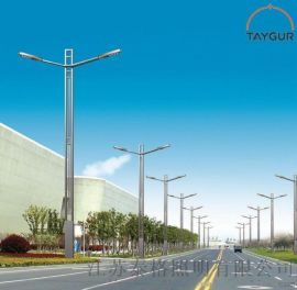6米道路照明燈 太陽能路燈 泰格T-LED路燈杆