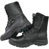 新129A作訓靴511戶外鞋側拉鍊牛皮馬格南登山靴