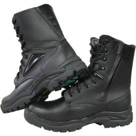新129A作训靴511户外鞋侧拉链牛皮马格南登山靴