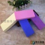 彩色高密度清潔吸水海綿塊 PVA擦車海綿片