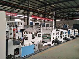 卫生纸加工设备 卫生纸复卷机厂家