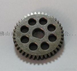 电动原汁机电机变速箱大齿轮 平齿轮 减速箱齿轮