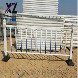 道路交通护栏、喷塑市政护栏、市政护栏底座