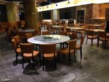 大型中餐馆茶楼圆桌椅子定制工厂