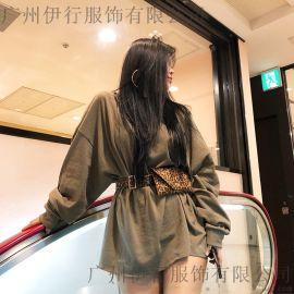 诺兰贝尔**品牌女装货源折扣女装 广州石井尾货批发市场几点开门白色婚纱礼服