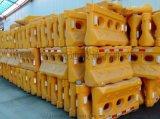 山西水马防撞桶厂家 大同塑料隔离墩