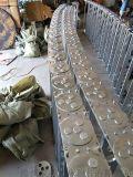 水準定向鑽機鋼製拖鏈,鋪管鑽機油管鋼製拖鏈