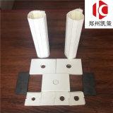 耐磨陶瓷片 煤矿厂输送管道专用马赛克陶瓷片