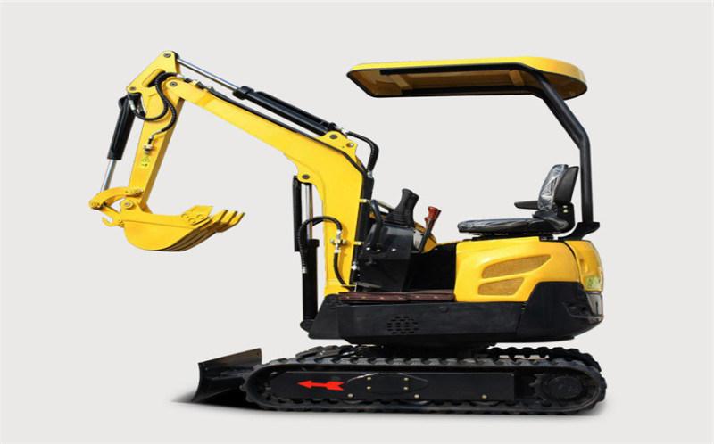 微型挖掘机