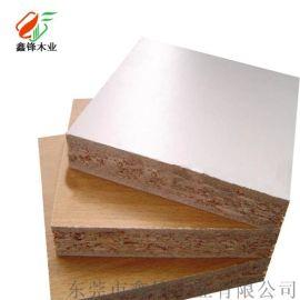 门芯刨花板家具板生态刨花板板材厂家生产环保材料