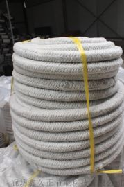 陶瓷纤维绳厂家硅酸铝绳多钱一米型号玻璃纤维阻燃布