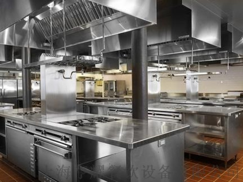 開家中小型飯店廚房設備多少錢