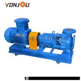 IHF单级单吸氟塑料合金化工离心泵