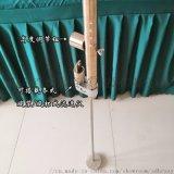 不锈钢测流量流速仪测杆 潍坊百润流速仪测杆