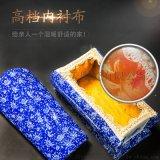 高档骨灰盒 陶瓷福寿骨灰盒青瓷防腐殡葬用品
